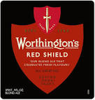 Worthington's Red Shield Blonde Ale | BeerPulse