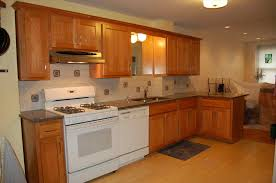 Kitchen Cabinet Refacing Before And After Photos Resurfacing Kitchen Cabinets Before And After Best Home Decor