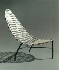 Vintage Brown Jordan Patio Furniture - john caldwell for brown jordan mai tai chair 1957 aluminum and
