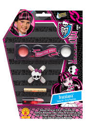 girls draculaura monster high makeup kit teen monster high