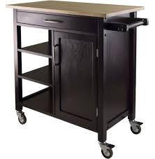 Kitchen Islands Carts by Kitchen Island Carts And Microwave Carts Organize It