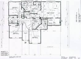 Free Floor Plans For Houses by 28 Blueprints For A House Main Floor House Blueprint
