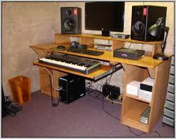 Custom Studio Desks by Music Studio Table Design Christmas Ideas Home Decorationing Ideas