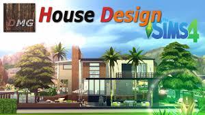 the sims 4 house design tour modern tropicana youtube haammss