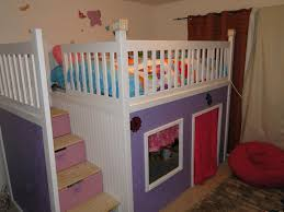 Diy Bunk Bed With Slide by Decor Bunk Bed With Desk And Stairs And Slide Fence Dining