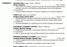 Example For Resume by Attractive Design Ideas Cover Letter Example For Resume 10 Best