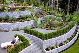 Retaining Wall Blocks  Landscape Design Ideas - Landscape wall design
