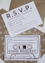 Creative Save the Date Ideas   Pretty Happy Love   Wedding Blog     Essense of Australia Song Request Save the Date