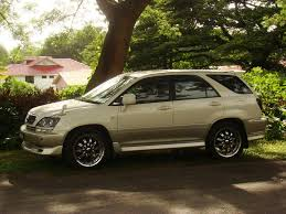lexus harrier new model okinawa pride 1999 toyota harrier specs photos modification info