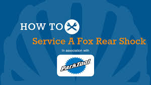 how to service a fox shock u2013 video bikeradar