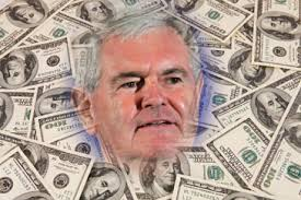 Opinion about Newt Gingrich