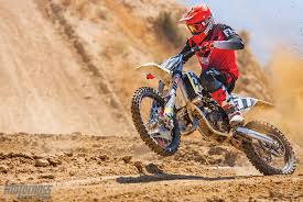 motocross action magazine subscription motocross action magazine mxa race test 2017 husqvarna tc125 two
