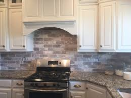 kitchen brick siding panels brick veneer cost faux brick faux tile backsplash faux brick backsplash installing brick veneer
