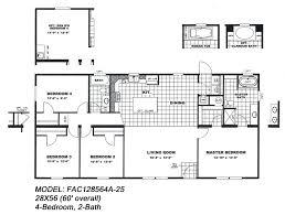 4 Bedroom Cabin Floor Plans The 14x40 Cabin Floor Plans 14x40 Cabin Floor Plans 16 X 24
