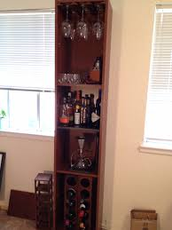 tall liquor cabinet bar best home furniture decoration