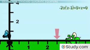 how to use the quadratic formula to solve a quadratic equation