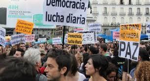 Democracia, lucha diaria