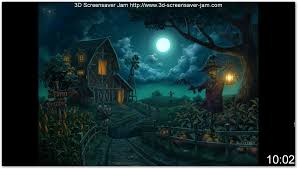 free halloween images free autumn halloween screensaver download