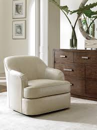 Club Swivel Chair Laurel Canyon Alta Vista Leather Swivel Chair Lexington Home Brands