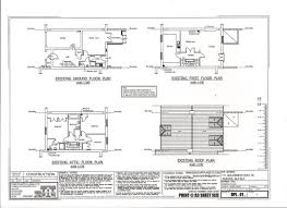 Floor Plan With Roof Plan by 100 In Law Suite Plans 3037 Sq Ft Wstudy Min Extra Space
