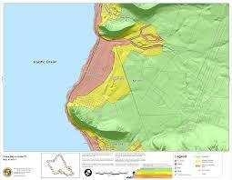 Map Of Waikiki Hawaii State Tsunami Evacuation Maps