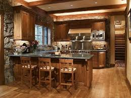 Kitchen Design Rustic by Rustic Style Kitchen Cabinets Ceiling Lights Solid Brushed Cup