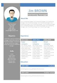 Create My Resume Online For Free by Resume Templates In Word 2010 Resume Templates In Word 2010