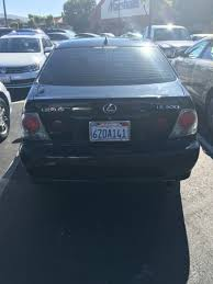 lexus is300 nz se vende carro 2003 lexus is300 es salvaje tiene placas al
