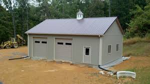 30x40x12 residential garage in bedford va rtw10005 superior