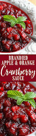cranberry orange sauce recipes thanksgiving brandied apple and orange cranberry sauce wicked good kitchen