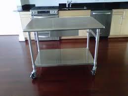 ikea kitchen island stainless steel roselawnlutheran