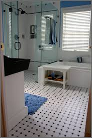 Pictures Of Small Bathrooms With Tile Magnificent Ideas And Pictures Of 1950s Bathroom Tiles Designs