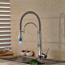 Led Kitchen Faucet Led Kitchen Faucet Discount Fancy Kitchen Faucets Kitchen Faucet