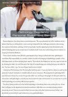 Urology Residency Personal Statement on Behance