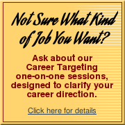 Career Targeting About Jobs