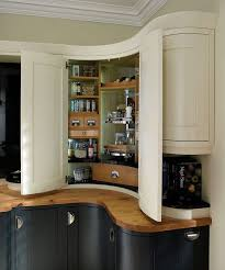 Kitchen Storage Cabinets Pantry Best 25 Corner Pantry Cabinet Ideas On Pinterest Corner Pantry