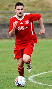 After impressing as a trialist in several pre-season friendlies forward Gareth Campbell has signed for Glenafton Athletic from Cumnock Juniors. - gareth_campbell