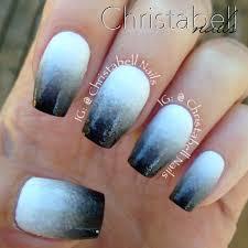 christabellnails sponge gradient ombre nails tutorial youtube