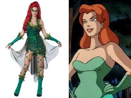 Poison Ivy Halloween Costume Kids Funny Knockoff Halloween Costumes Insider