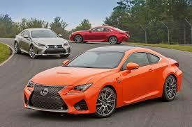 lexus f sport price 2016 lexus rc 200t and 350 f sport comparison drive review autoweb