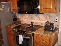 granite countertop ikea kitchen white cabinets stainless steel