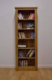furniture home narrow white bookcase inspirations unique