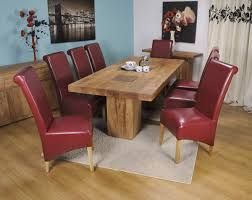 Retro Dining Room Set Emejing Red Dining Room Table Pictures Home Design Ideas