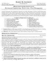 Sample Resumes For Professionals by 13 Sample Resume For Project Manager In Manufacturing Riez
