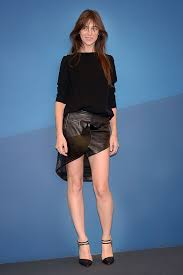 images about Fashion Inspiration on Pinterest   The row     Pinterest Charlotte Gainsbourg in Anthony Vaccarello
