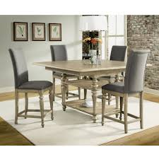 Counter Height Dining Room Tables by Corinne Wood Counter Height Dining Table In Sun Drenched Acacia