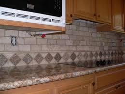 backsplashes travertine tile kitchen backsplash designs do