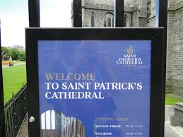Above and below are pics of St Patrick     s Cathedral  Dublin  dating from      AD  It is the Anglican National Cathedral of the Church of Ireland  Orontes