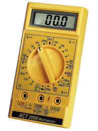 multimeter without meter probes