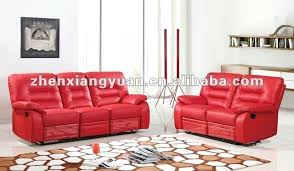 red leather sofa recliner recliner red leather dual reclining sofa